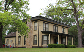 Giddings Wilkin House Museum (1843)