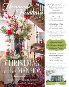 Attrayant Hermann Furniture Presents Christmas At The Mansion