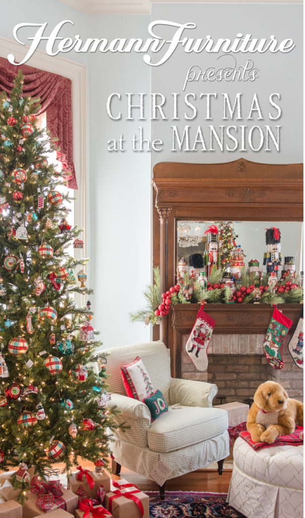Attirant Hermann Furniture Presents Christmas At The Mansion